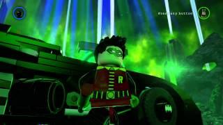 LEGO® Batman™ 3: Damian Wayne custom and batman