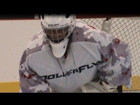 Rollerfly Goalie Slide Plates Hockeyshot
