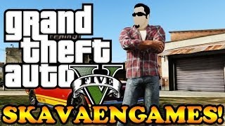 GTA V  - Ep68 - Collecting cars for Devin