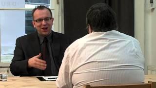 Miroslav Mareš / Tomáš Pecina - extremismus v ČR - Debatní klub