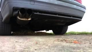 BMW e36 320i Magnaflow Exhaust Sound