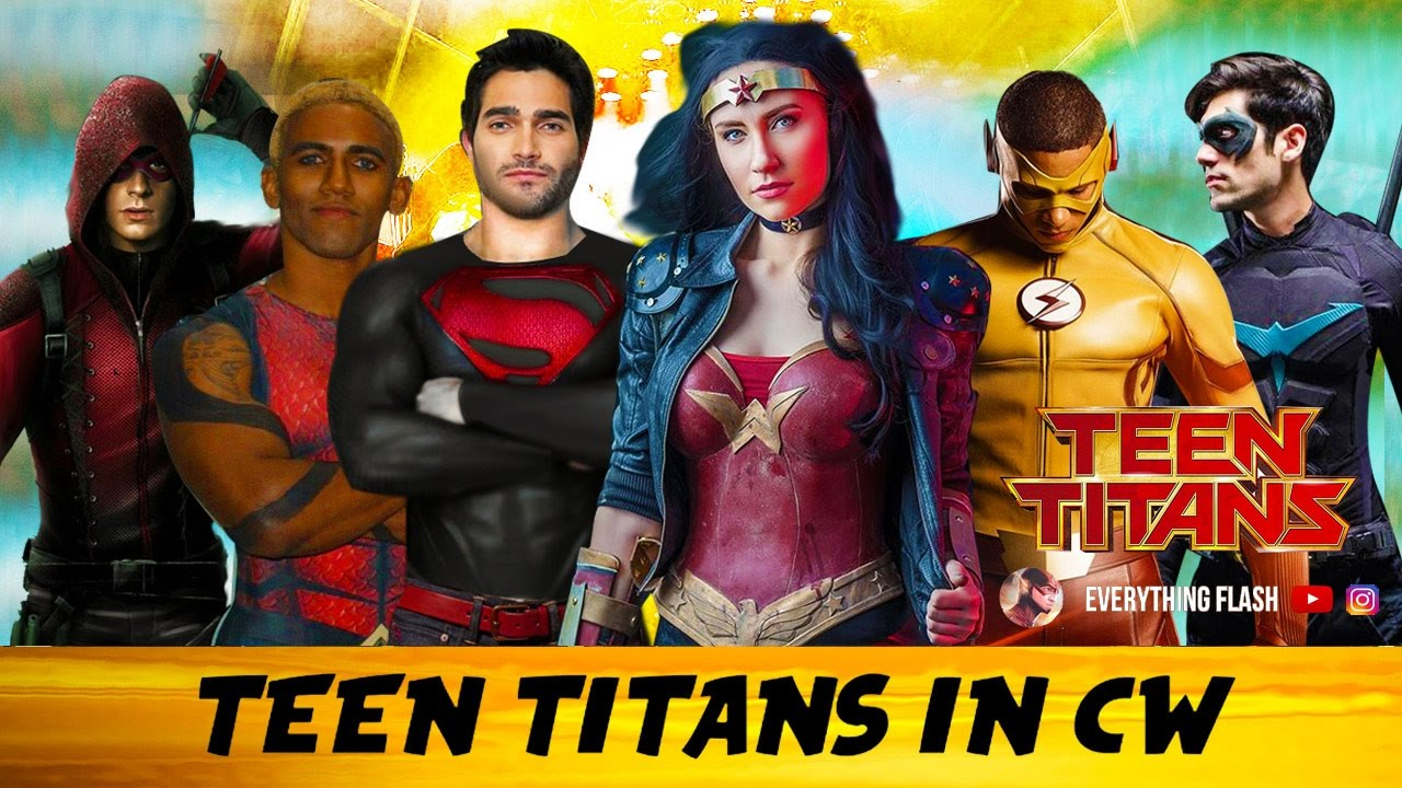 Teen Titans Live Action Confirmed - Youtube-4736