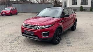 Land Rover Range Rover Evoque …