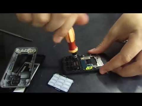 Trocar cabo flex Samsung E2330