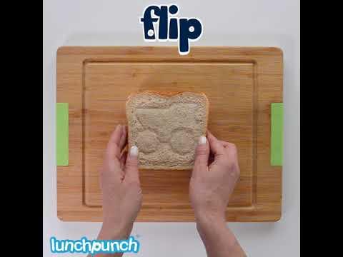 Lunch Punch Construction Sandwich Cutters