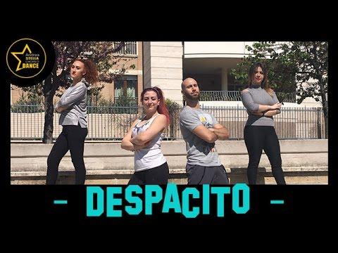 DESPACITO Italian Version | coreografia | balli di gruppo 2017 | Andrea Stella Choreo Dance