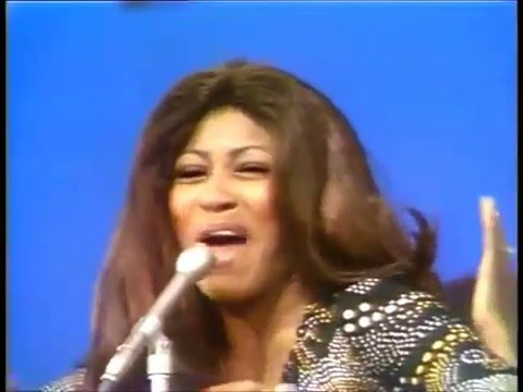 Tina Turner Shake a Tail Feather