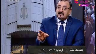 الأفوكاتو والناس مع ممدوح حافظ  حوار مع المحامي أشرف سالم حول شروط القيد الجديدة للمحامين 9-2-2018