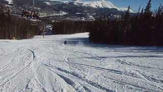 Peak 6 - Breckenridge Ski Resort In Colorado  - 12/25/2013