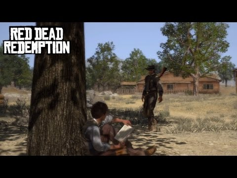 John Marston and Son - Red Dead Redemption Mission #54 (HD)