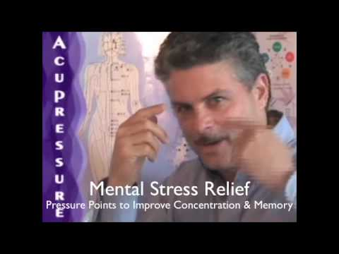 Acupressure for Stress, Concentration Problems & ADD by ...