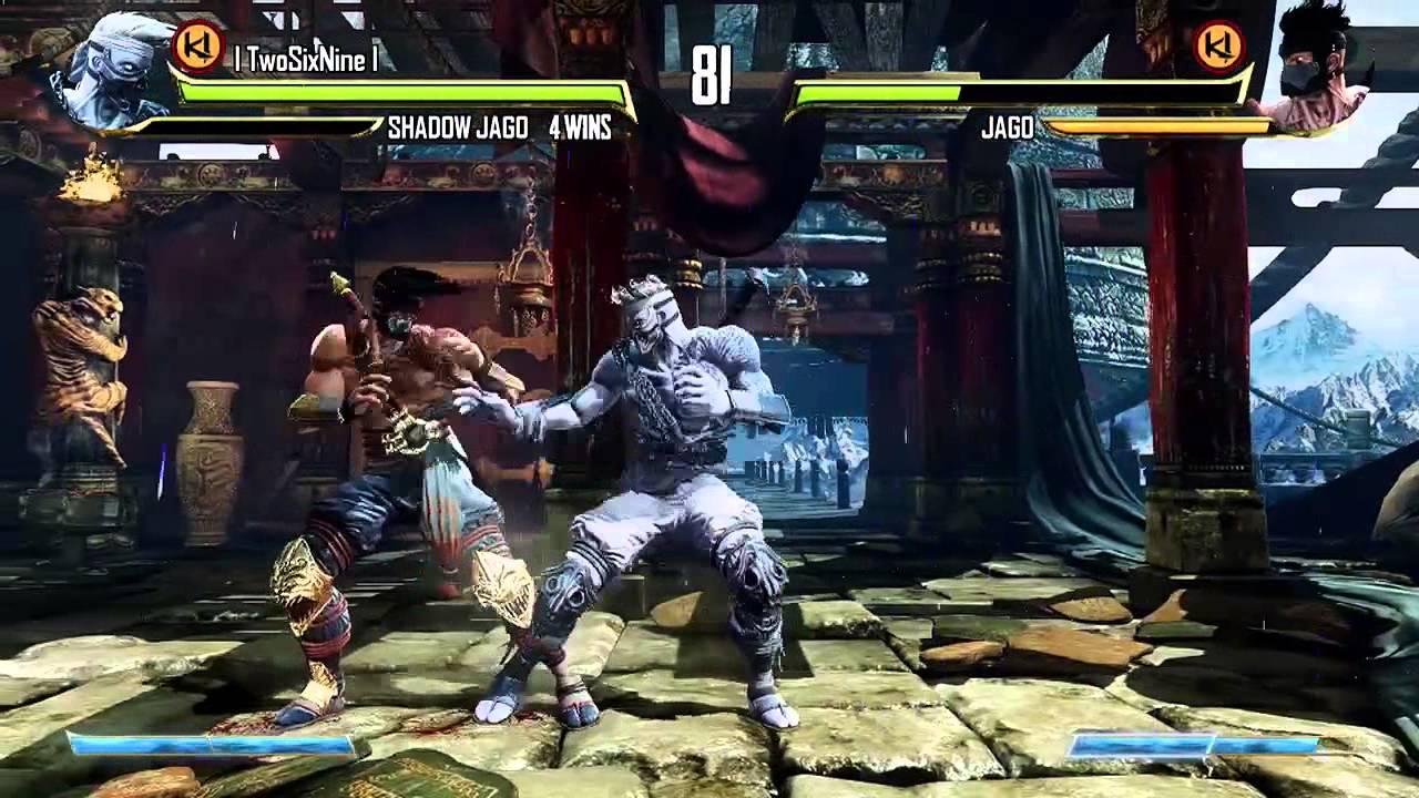 Killer Instinct Shadow Jago Gameplay Dlc Xbox One