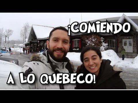 Comida típica de Quebec, Canadá - La Seconde Life