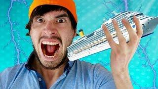 Como Robar Un Barco Y No Morir En El Intento!  | GTA V (11) - JuegaGerman