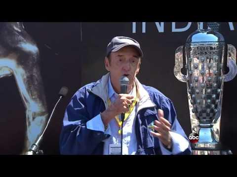"Jim Nabors' Last ""Back Home Again in Indiana"" 2014"