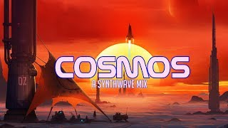 "'COSMOS' | A Synthwave ""Spacewave"" Mix"