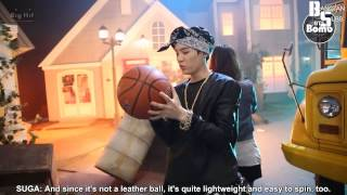 [ENG] 130811 [BANGTAN BOMB] Suga with basketball