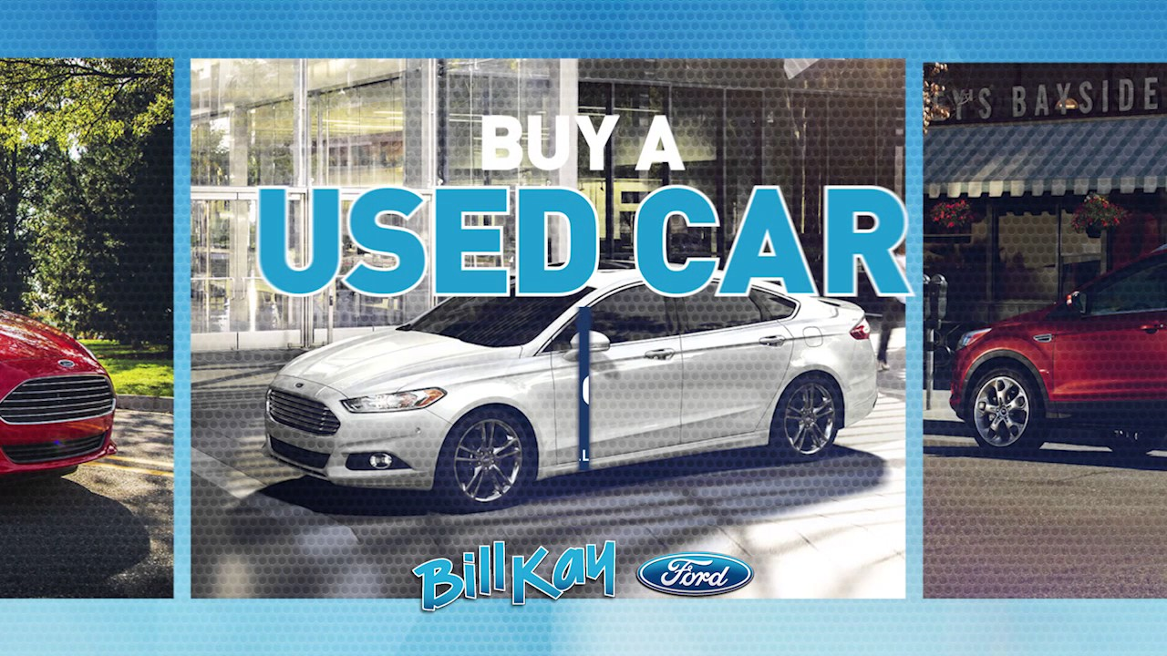 Bill Kay Ford >> End Of Year Sales Event Bill Kay Ford