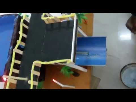Hydro Power Plant - working model