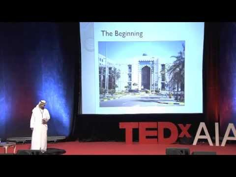 TEDxAlAin - Dr. Jamal Al Kaabi