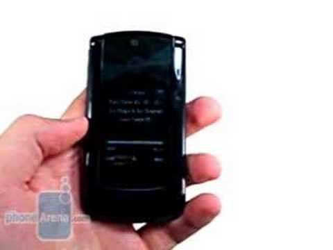 Motorola RAZR2 V8 Review