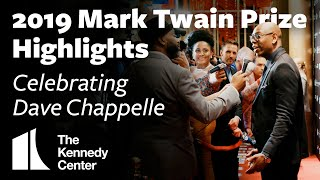 2019 Mark Twain Prize Highlights | The Kennedy Center