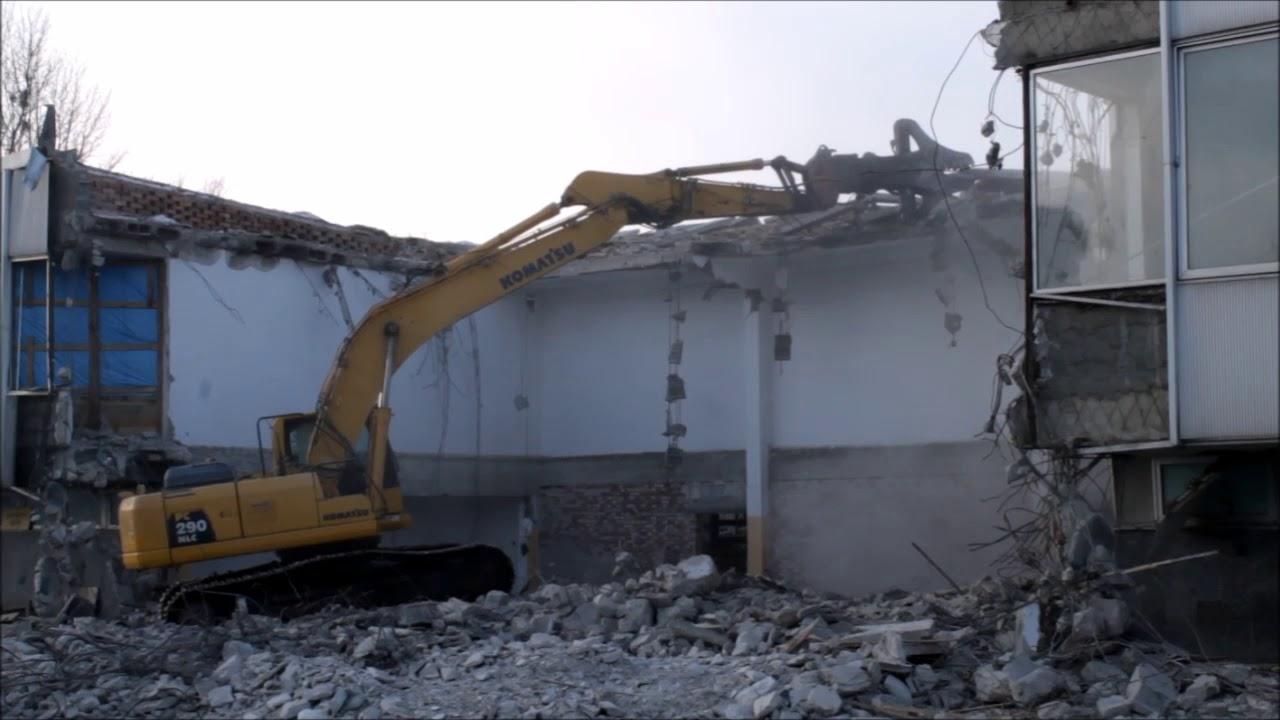 Przebudowa Domu Chemika w Puławach