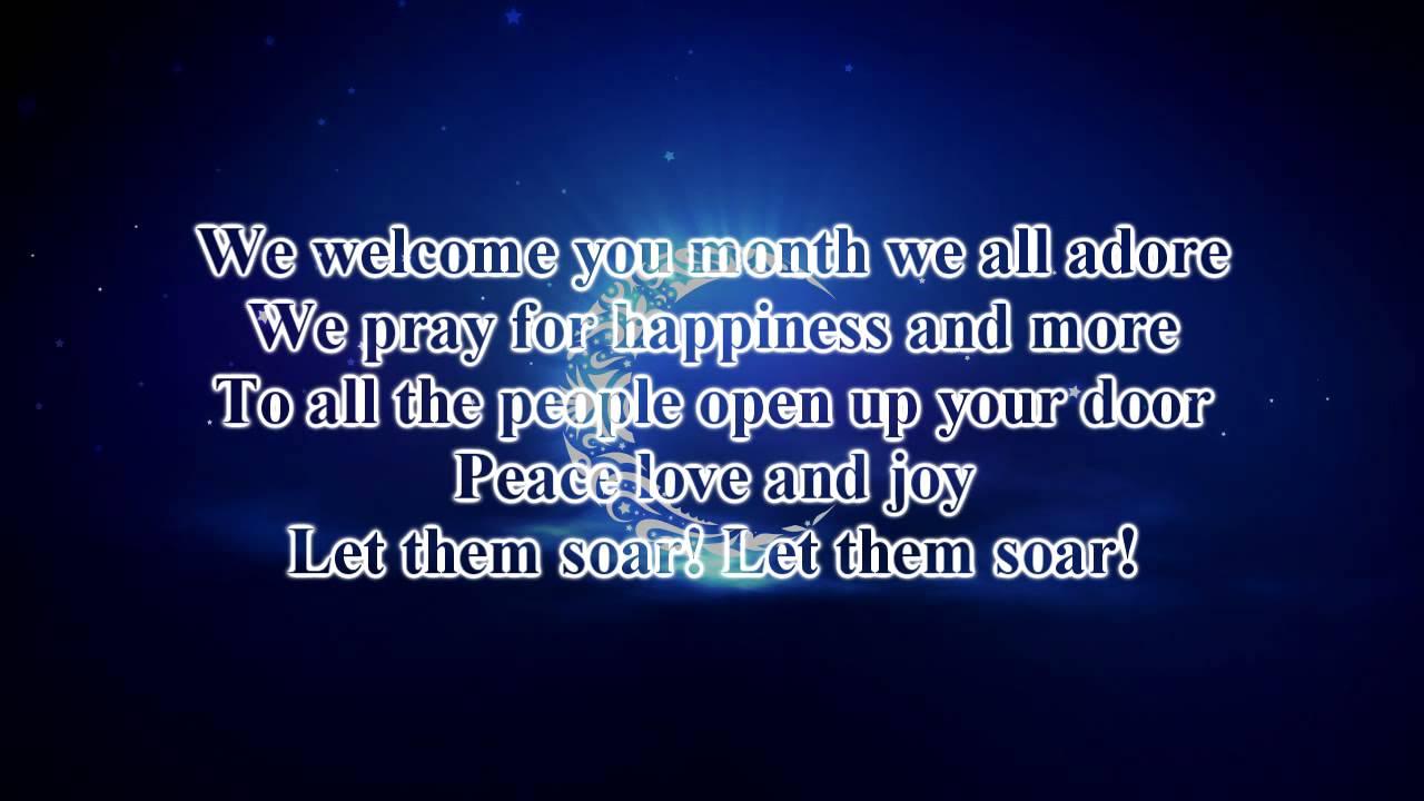 Welcome Ramadan - Zain Bhikha ( Music + Lyrics ) - YouTube
