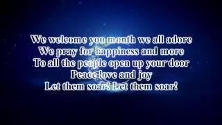 Mishary Rashid Alafasy - Ramadan Nasheed (Lyrics) - Welcome Ramadan 2016