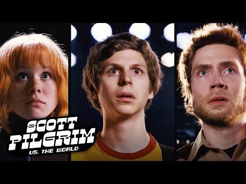 Scott Pilgrim vs. the World trailers