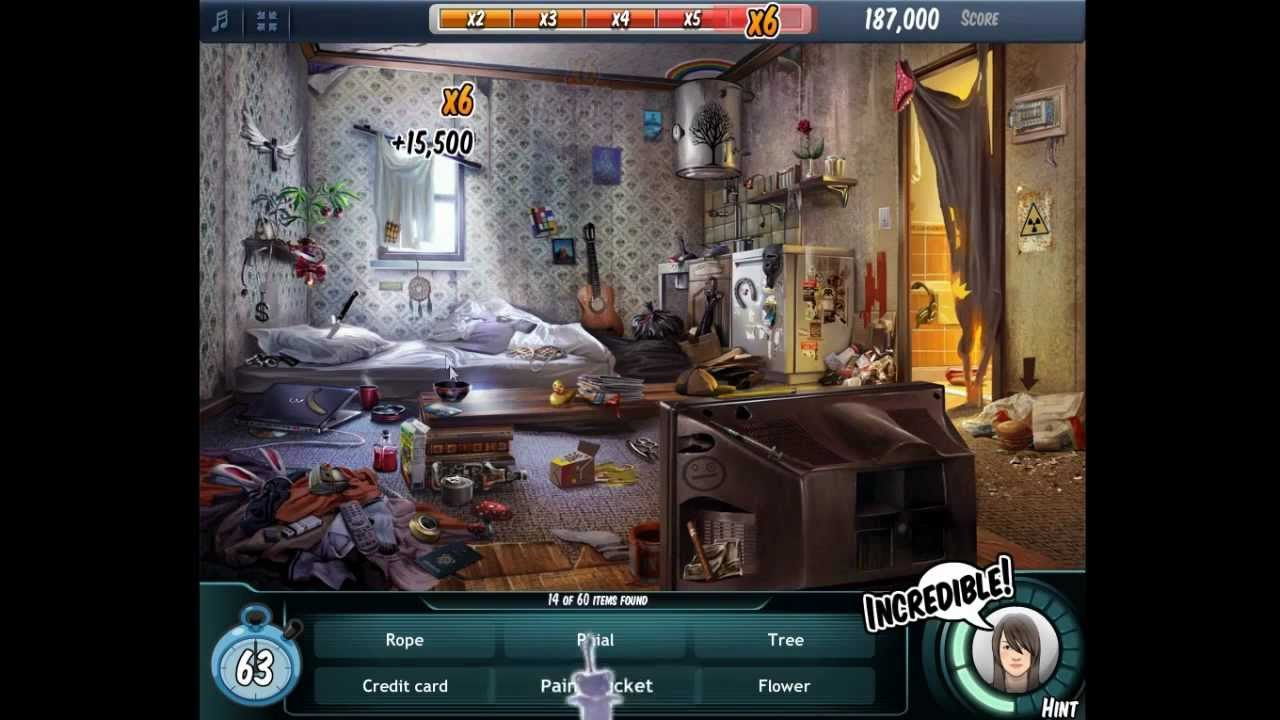 Criminal Case 4 Living Room Bonus HD