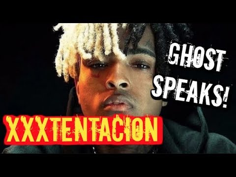 Jahseh Onfroy AKA XXXTentacion (SPIRIT SPEAKS FROM THE DEAD!)