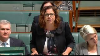 Amanda Rishworth MP - Murray-Darling Basin Plan