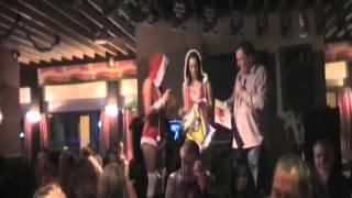 Julefrokost på Bahababar d.1December 2012 Kim Larsen Jam1
