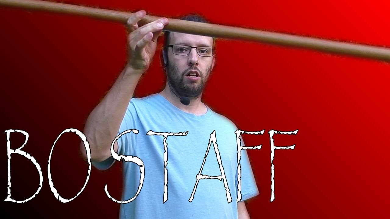 How to use bo staff for beginners