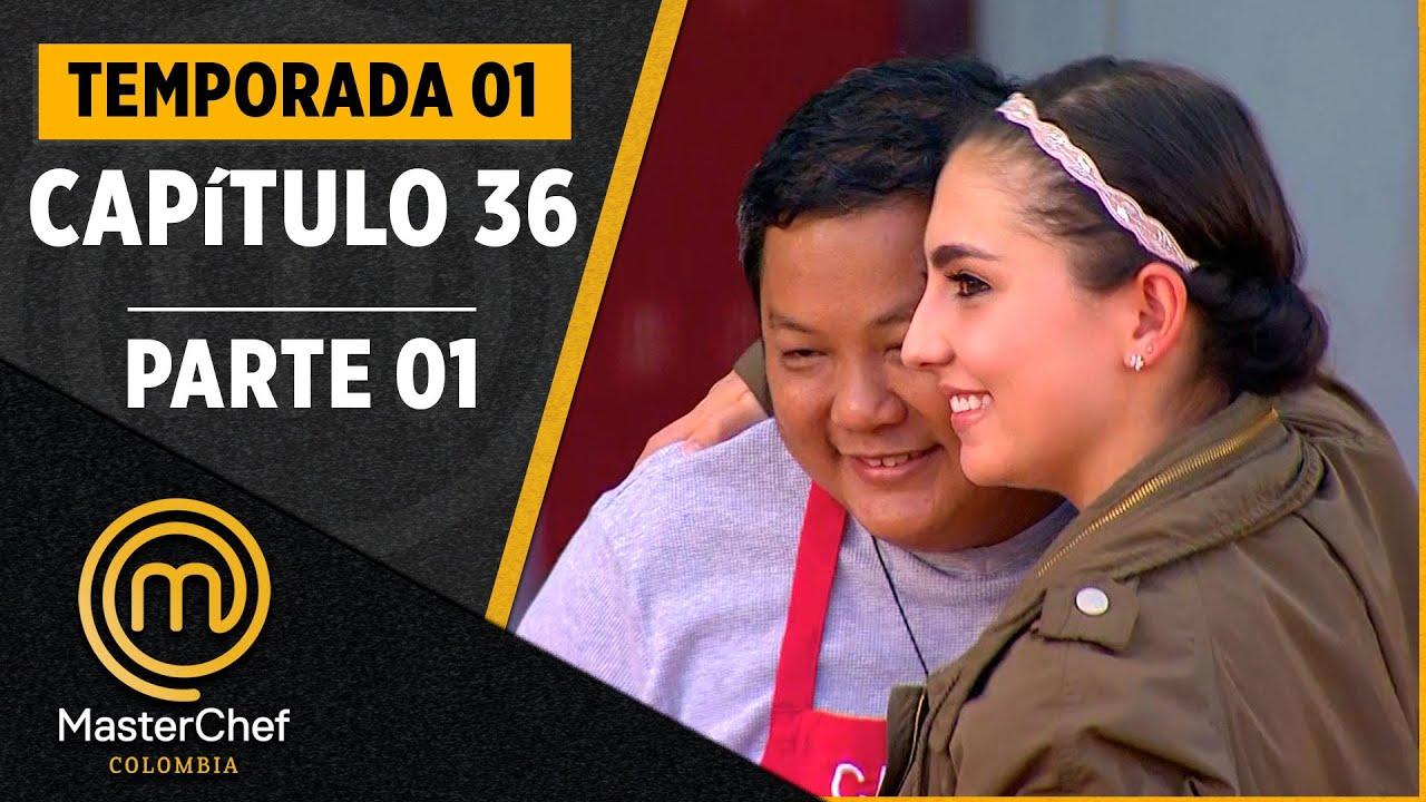 CAPÍTULO 36 - 1/2: Desde la universidad| TEMPORADA 1 | MASTERCHEF COLOMBIA