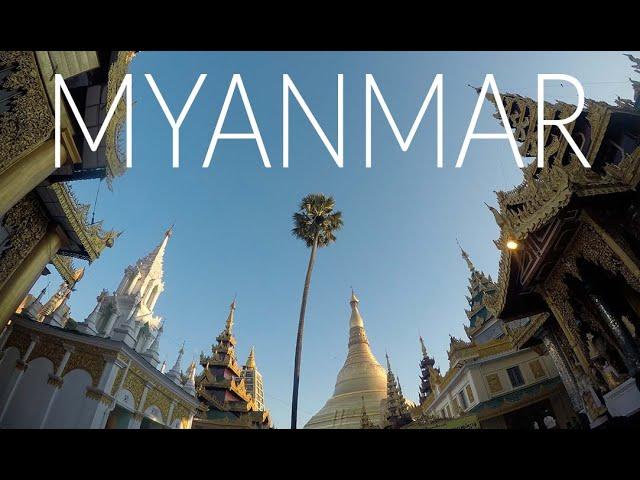 MYANMAR - January/February 2018 - Gamä trip