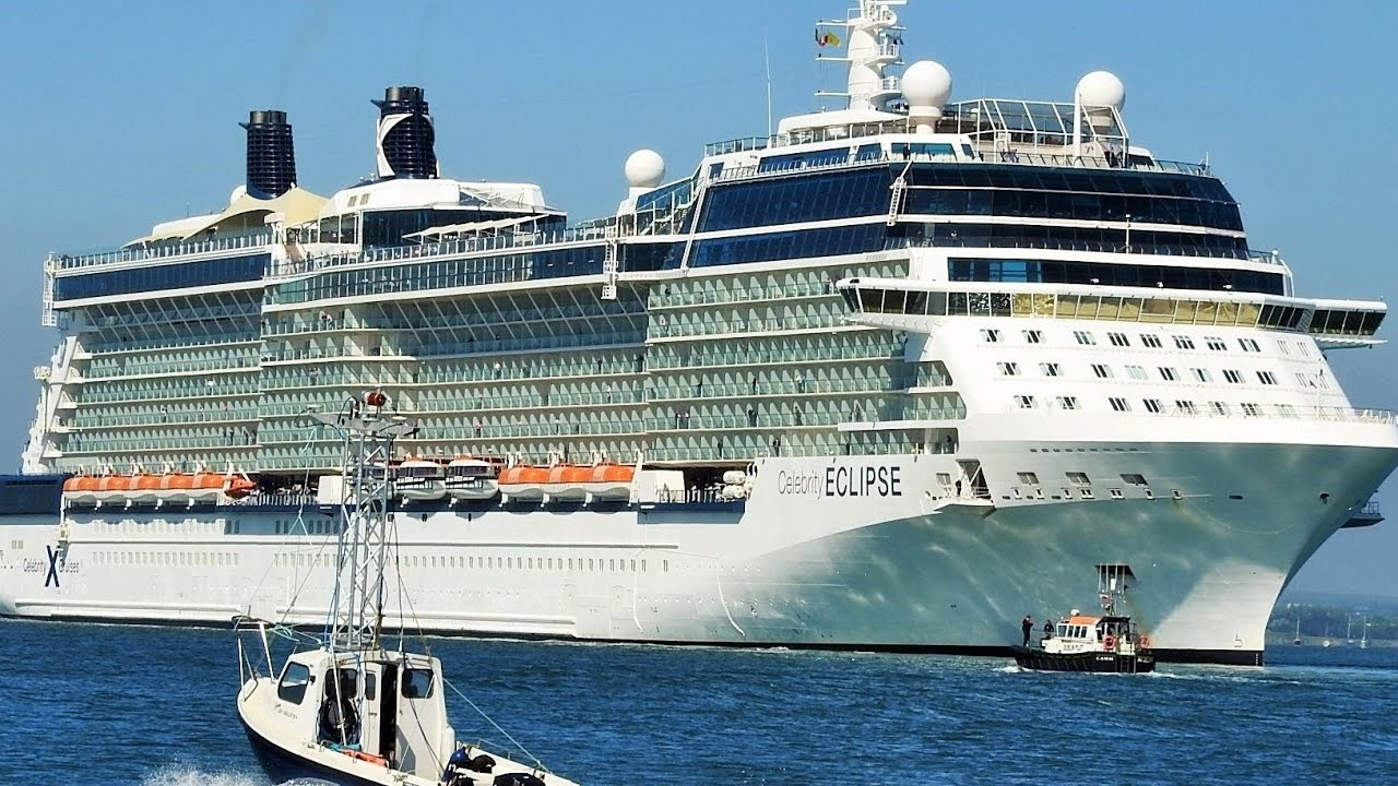 Celebrity Summit Cruise Ship from Celebrity Cruise Line