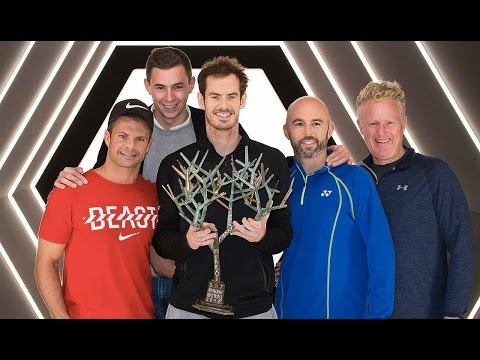 Murray Beats Isner For First Paris Title Highlights