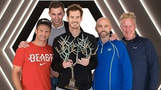 Murray Beats Isner For First Paris Title Highlights(Watch highlights of Andy Murray beating John Isner to capture his first BNP Paribas Masters title in Paris. Watch live tennis at tennistv.com. Photo: Peter Staples ..., 2016-11-06T19:54:54.000Z)