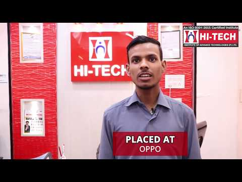 My Experience With Hitech Institute