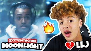 XXXTENTACION - MOONLIGHT (OFFICIAL MUSIC VIDEO) REACTION!
