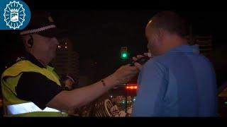 160607 - Policía Local Málaga - GIAA - Control Alcoholemia/Drogas - Tráfico - 75MIN - Csur YouTube Videos