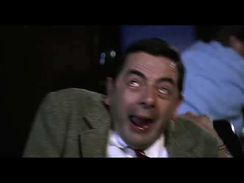 Mr. Bean dubbed with Half-Life SFX