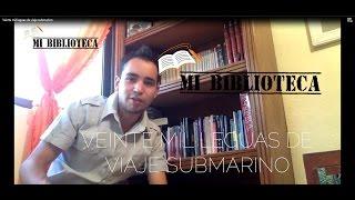 "Reseña ""Veinte mil leguas de viaje submarino"" (Julio Verne)"