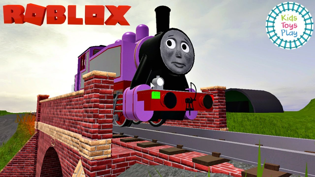 Thomas & Friends™ Roblox Gameplay Train Crashes and Fails!