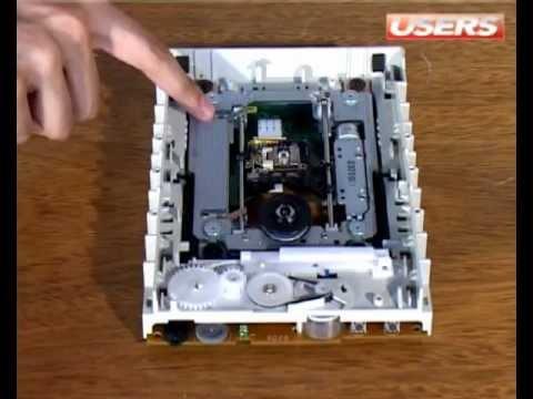 Reparación Y Mantenimiento De PC-Unidad Óptica