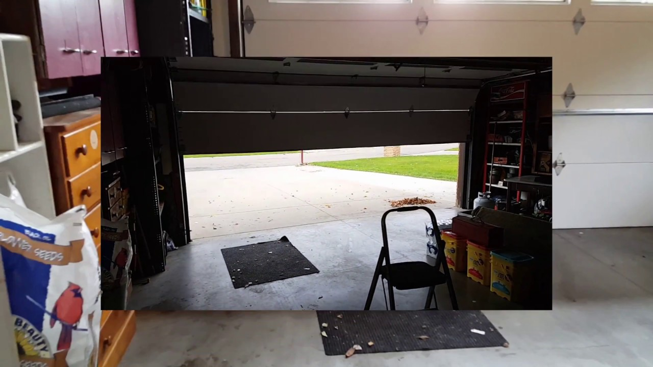 garage door will not closeGarage Door Will Not Close  How to Troubleshoot Your Automatic