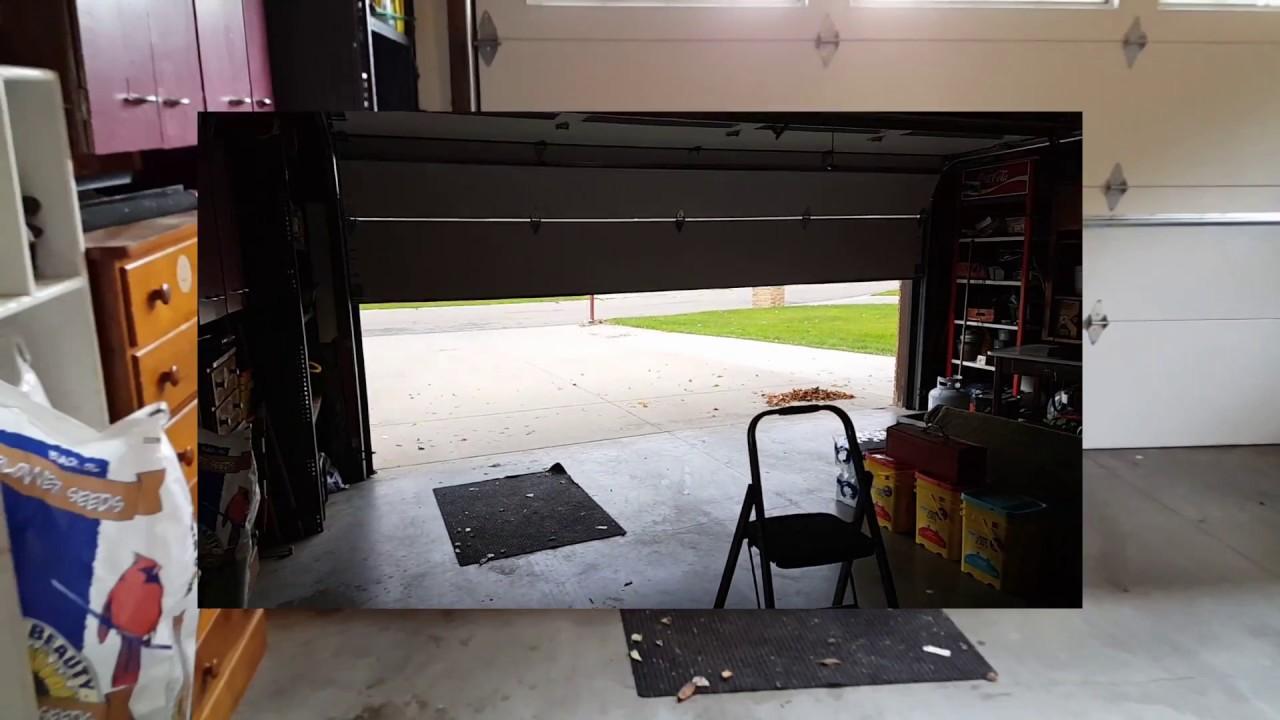 Garage Door Will Not Close  How to Troubleshoot Your