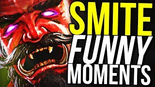RNG DOES NOT EXIST! - SMITE FUNNY MOMENTS